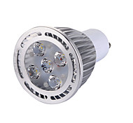 5 Pcs GU10 7 W 5 x 3030 SMD 630 LM Warm White / Cool White LED High Bright Spot Lights AC 85-265 V