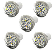 5Pcs  MORSEN®Full Spectrum Led Grow Light 28W E27  Led Grow Lamp Bulb  For Hydroponics System Flower Plant Grow Box