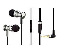 Original JBMMJ-MJ9600 Hight Quality Metal In Ear Headphones In-ear Earphone HD HiFi Headset Good Bass For IPhone XIAOMI Samsung