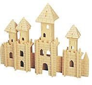 Puzzle Kit fai-da-te Modello di visualizzazione Costruzioni Puzzle 3D Gioco educativo Puzzle Modellini di legno CostruzioniGiocattoli fai