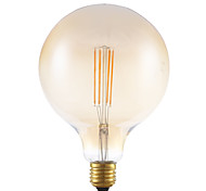 4w e27 llevó filamento bombillas G125 4 mazorca de 350 lm ámbar regulable 220-240V ac decorativo