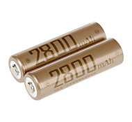 FB AA Nickel Metal Hydride Rechargeable Battery 1.2V 2800mAh 2 Pack