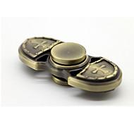 Spinning Top Novelty & Gag Toys Toys Novelty Metal Bronze