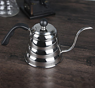 1000 ml  Stainless Steel Coffee Kettle , 8 cups Brew Coffee Maker Reusable