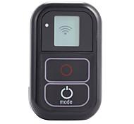 Умные пульты Передатчик / Пульт дистанционного управления WiFi Водонепроницаемый ЖК экран ДляGopro 5 Gopro 4 Gopro 4 Session Gopro 3