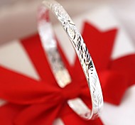 Bracelet Sterling Silver Others Fashion Gift Jewelry Gift Silver1pc