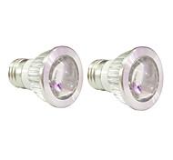 5W E14 GU10 E27 Lampes Horticoles LED 10 SMD 5730 165-190 lm Rouge Bleu V 2 pièces