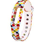 Xiaomi 1 multi-color banda pulseira relógio inteligente