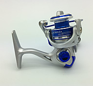 Fishing Reel Spinning Reels 5.2:1 10 Ball Bearings Right-handed General Fishing-MN2000