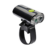 Светодиодные фонари Налобные фонари Велосипедные фары LED Велоспорт Перезаряжаемый Маленький размер USB Люмен USB Прохладный белый