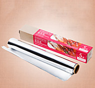 5 Meters Long Foil Barbecue Thick Aluminum Foil Baking Paper