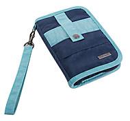 GOX Дорожная сумка Хранение в дороге для Универсальные Хранение в дороге Ткань-Оранжевый Желтый Красный Синий