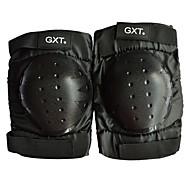 GXT G06 2Pcs Short Kneepad Protector Motorcycle Motorbike Safety Knee Sliders Motocross Motorcycle Gear