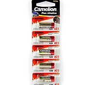 Camelion A23-BP5 Alkaline Battery 12V 5 Pack