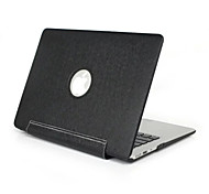 4 Colors PU Leather Laptop Hard Case for Apple Macbook Shell Protector Cover MacBook 15.4 Pro 13.3 Pro New 15.4 Pro A1707 13.3Pro A1706 A1708