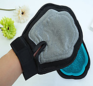 Pet Supplies Pet Massage Gloves Rubber Cleaning Gloves