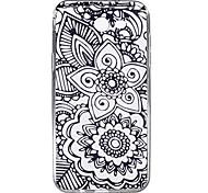 For Samsung Galaxy J7 J5 (2017) Case Cover Mandala Pattern High Penetration TPU Material Phone Case J3(2017) J7 J5 J3 (2016)J7 J5 J3