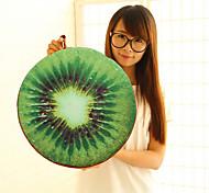1Pcs  38Cm*38Cm*7Cm  New Creative 3D Fruit Pp Cotton Office Chair Back Cushion Sofa Throw Pillow