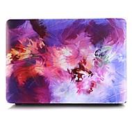 Ölmalerei lila Muster Macbook Fall für Macbook Air11 / 13 Pro13 / 15 Pro mit Retina13 / 15 Macbook12