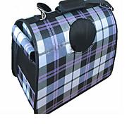Pet Folding Bag With Curtain Dog Cat Portable Bag