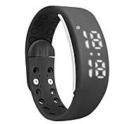 Bracelet d'Activité Etanche Longue Veille Pédomètres Santé Sportif Contrôle du Sommeil VestimentaireBluetooth 4.0 Bluetooth 2.0 Bluetooth