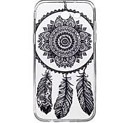 For Samsung Galaxy J7 J5 (2017) Case Cover Wind Chimes Pattern High Penetration TPU Material Phone Case J3(2017) J7 J5 J3 (2016)J7 J5 J3