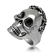 Rushed Special Offer Jewelry Rings For Personality Skull Ring Finger Men's Domineering Rock Punk Male Jewelry Sa395