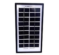 Ywxd mp-003wp cargador de batería del panel solar para 3w al aire libre