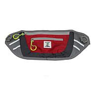 Outdoor Waist Packs Bags Sport Running With Pet Dog Reflective Nylon Travel Belt Bag