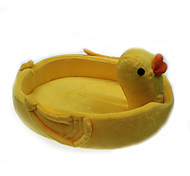 Cat Dog Bed Pet Bed Yellow Duck Style