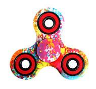 Спиннеры от стресса Ручной обтекатель Игрушки Tri-Spinner Металл ABS Пластик EDCСтресс и тревога помощи Товары для офиса Сбрасывает СДВГ,