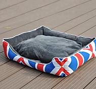 Cat Dog Bed Pet Bed British Color Frabic