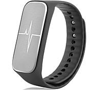 INCHOR® L18 Pulseira Inteligente Monitor de AtividadePedômetros Saúde Esportivo Monitor de Batimento Cardíaco Monitoramento do Sono