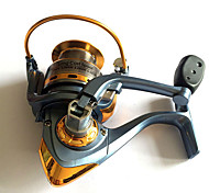 Fishing Reel Spinning Reels 5.2:1 11 Ball Bearings Right-handed General Fishing-WT3000