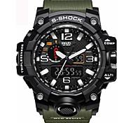 Муж. Детские Дети Спортивные часы Армейские часы Нарядные часы Смарт-часы Модные часы Наручные часы Часы-браслет Цифровой LED Календарь