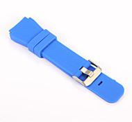 Correa del reloj de la pulsera del silicón de los deportes para la linterna s3 del engranaje s3 de Samsung