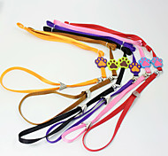 Конфеты собака воротник животное тяга веревка собака коготь печать нейлоновая веревка собака воротники кошка собака упряжь домашнее