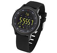 Yy ex18 intelligente bracele / smartwatch / activity trackerlong standby / pedometers / sveglia / tracking distanza per ios android iphone
