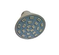 1.5W GU10 GU5.3(MR16) E27 LED лампа для теплиц MR16 21 SMD 5733 250 lm Красный Синий AC110 AC220 V 1 шт.