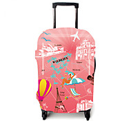 Luggage Cover for Luggage Accessory Polyester