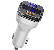 Быстрая зарядка Несколько портов Стандарт США 2 USB порта Только зарядное устройство DC 5V/4.8а