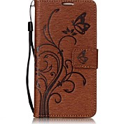 For Samsung Galaxy J3 J5 (2016) Case Cover The Embossing PU Leather Cases for J5 J7 (2017) J3 J5 J7 Prime J7 (2016)