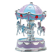 Music Box Sphere Model & Building Toy Plastic Unisex