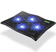 Verstellbarer Ständer MacBook Tablet PC Laptop Stehen Sie mit Kühlventilator Metall