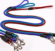 Polypropylene Fiber Cell Pattern Leash for Pet Dogs(Random Colour)