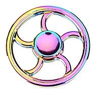Спиннеры от стресса Ручной обтекатель Игрушки Кольцо Spinner Металл EDCСтресс и тревога помощи Товары для офиса Сбрасывает СДВГ, СДВГ,
