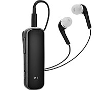 Cwxuan® Wireless Bluetooth v4.1 Stereo In-ear Sport Earphone Separable Clip-on Headphone