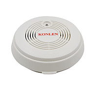 CO Carbon Monoxide Detector And Fire Smoke Sensor Alarm Combination 2 in 1