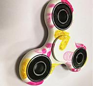 Спиннеры от стресса Ручной обтекатель Игрушки Tri-Spinner Пластик EDCСтресс и тревога помощи Товары для офиса Сбрасывает СДВГ, СДВГ,