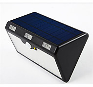 Solar Lights 60LED Four In One Body Sensor Street Lights Outdoor Waterproof Solar Lights With 9600MAH